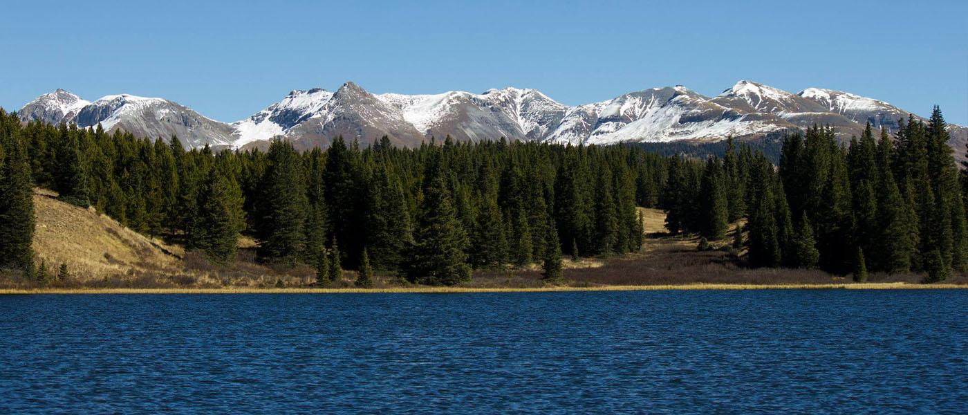 Andrew's Lake