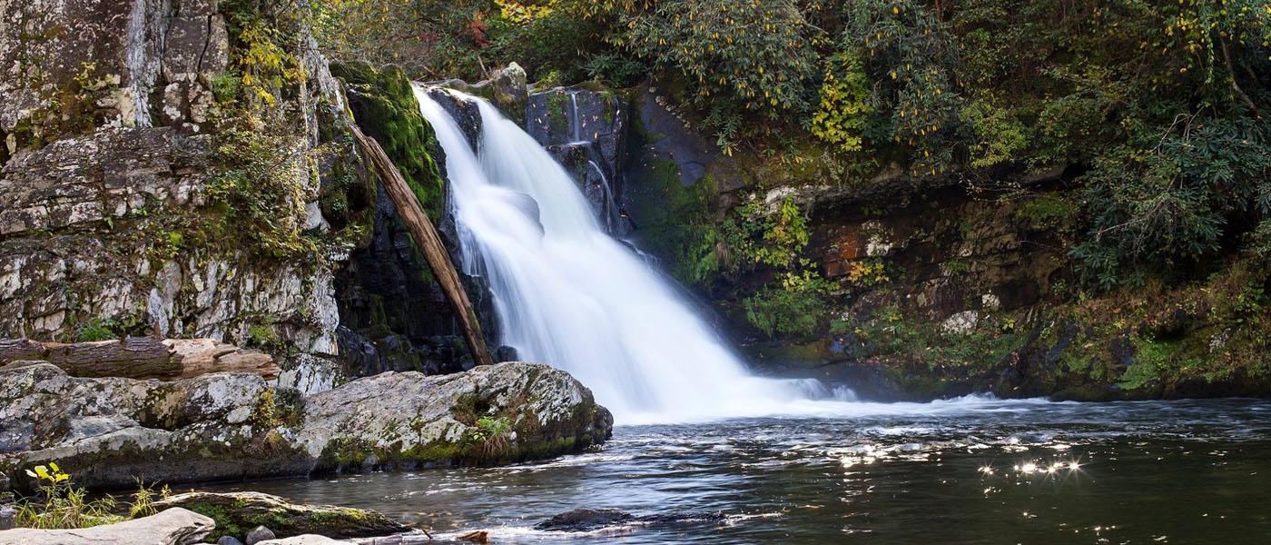 Abram's Waterfall