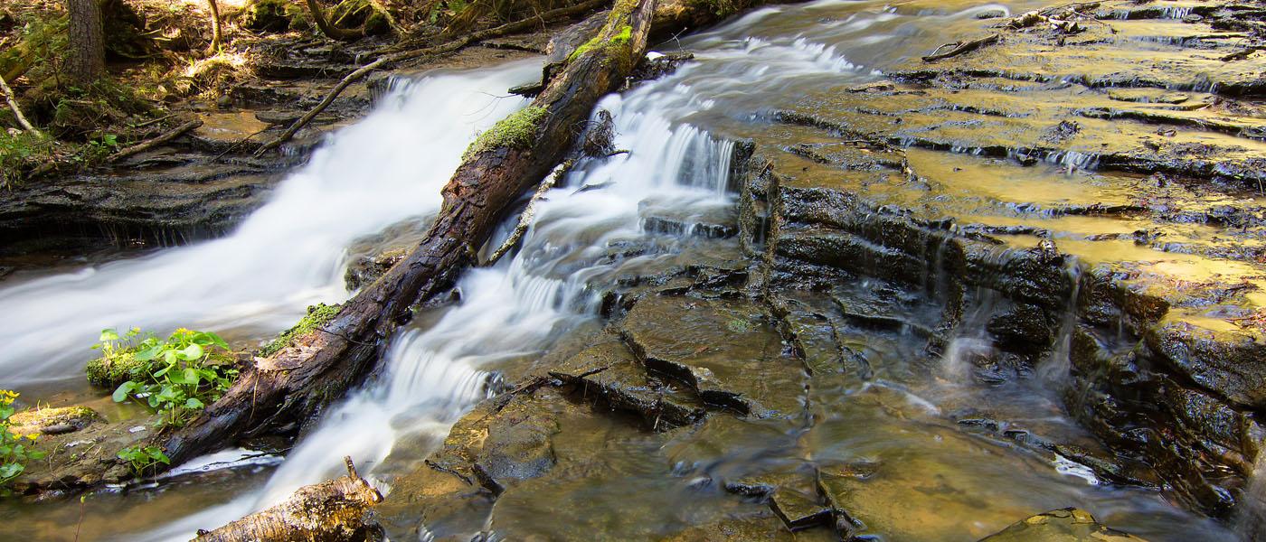 Upper Wagner Falls