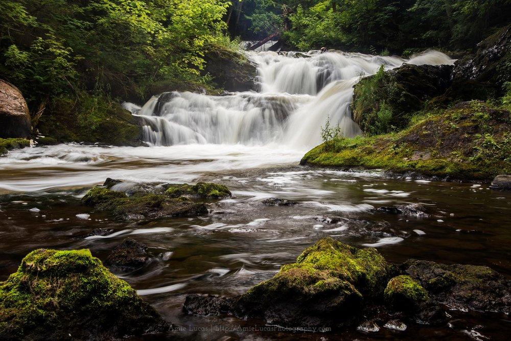 Carp River Falls