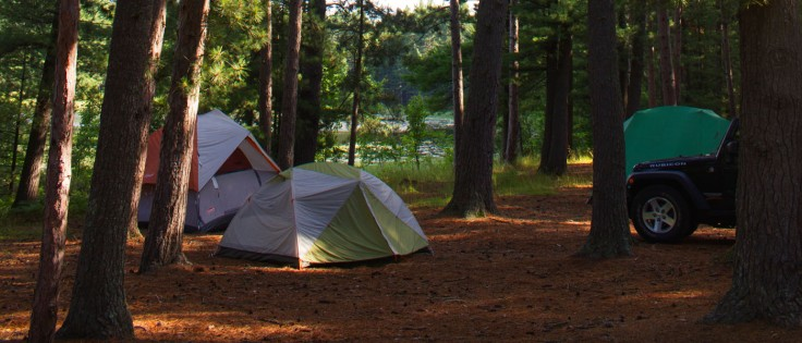Round Lake Campsite