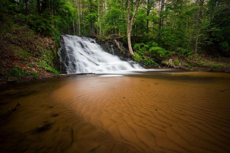 Morgan Creek Falls